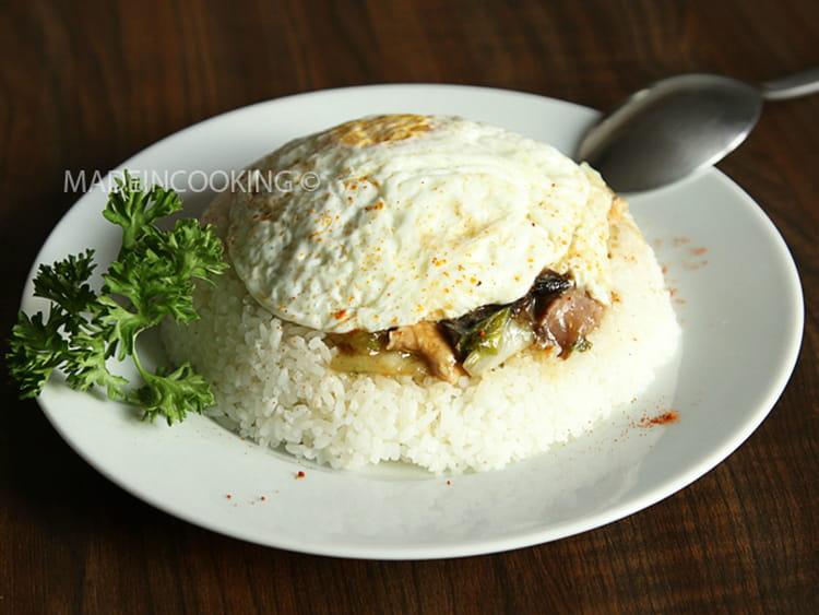 Recette de bol renvers mauricien la recette facile - Cuisine mauricienne chinoise ...