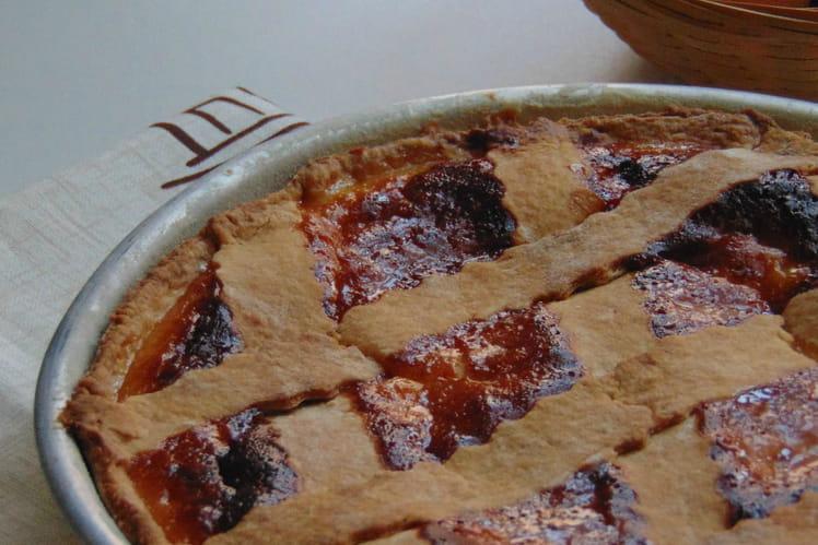 Gâteau de Pâques de Naples Pastiera Napoletana