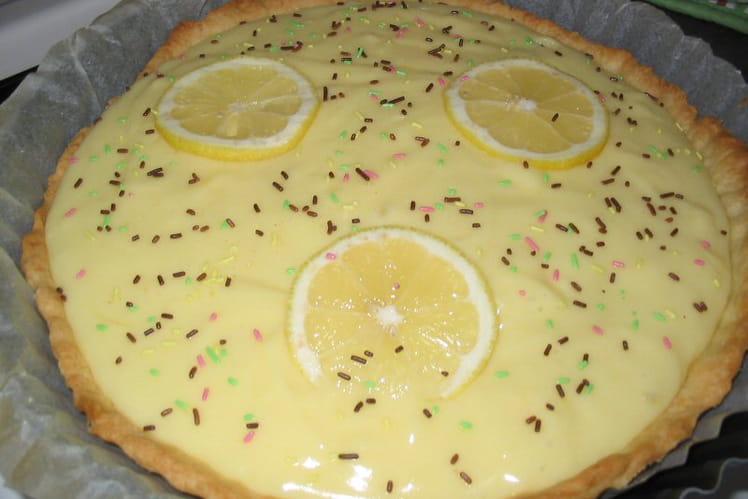 Tarte au citron économique