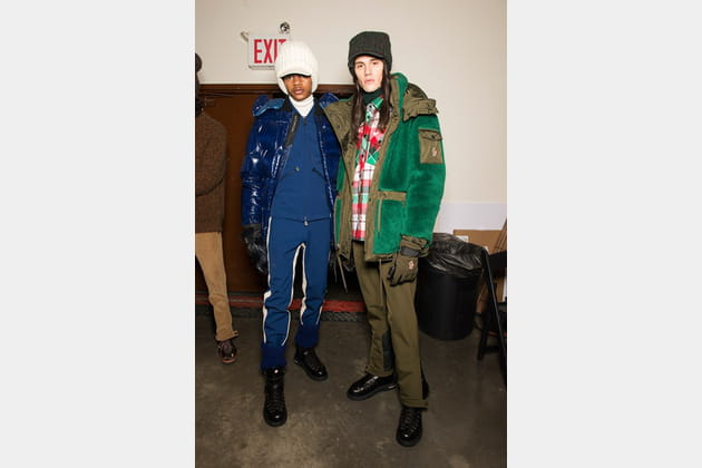 Moncler Grenoble (Backstage) - photo 48
