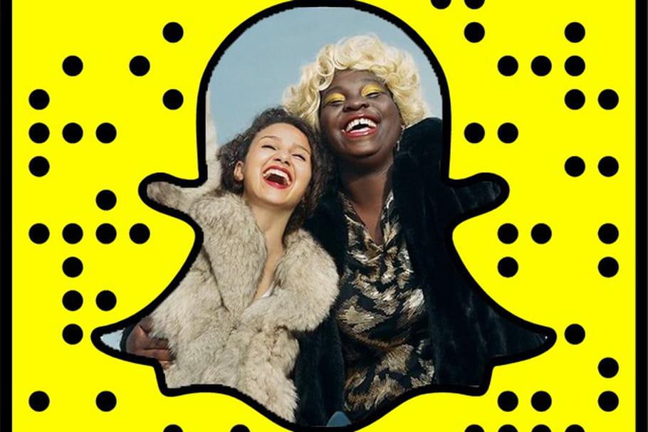 Divines au cinéma : des places à gagner sur Snapchat