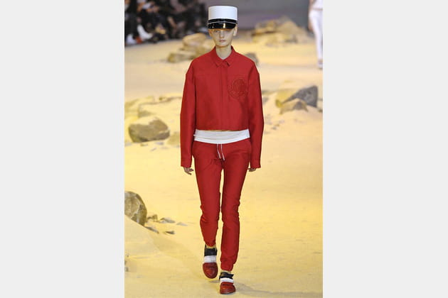 Moncler Gamme Rouge - Printemps-été 2017
