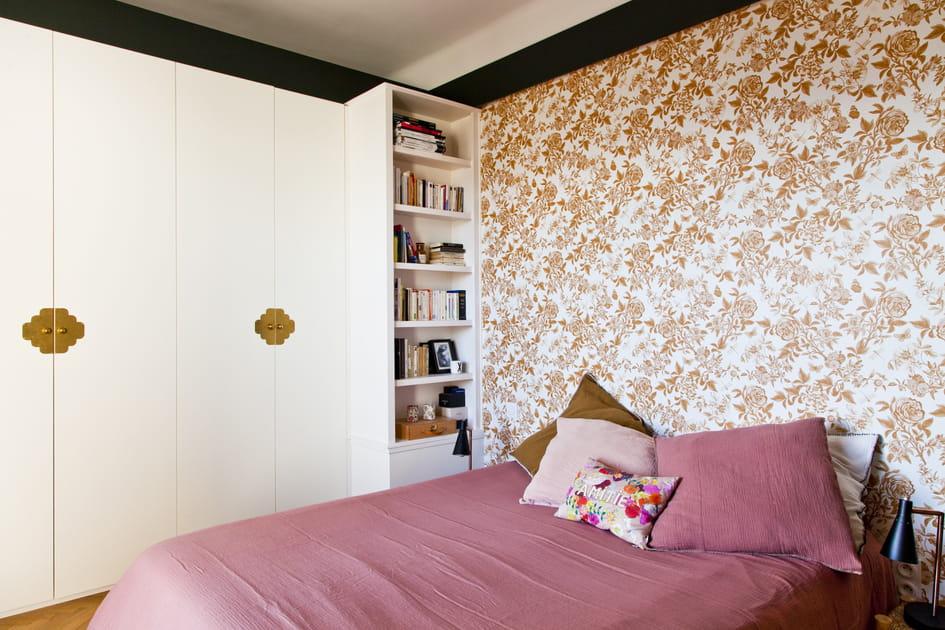 Ajouter une bande de couleur au plafond