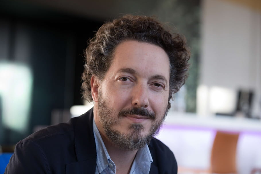 Guillaume Gallienne, le maestro