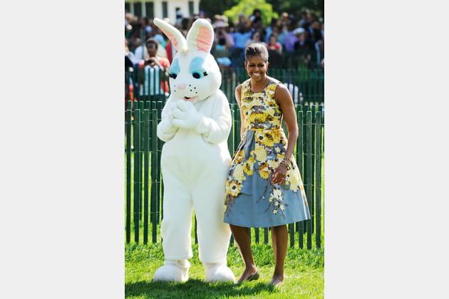 Michelle Obama le 25avril 2011