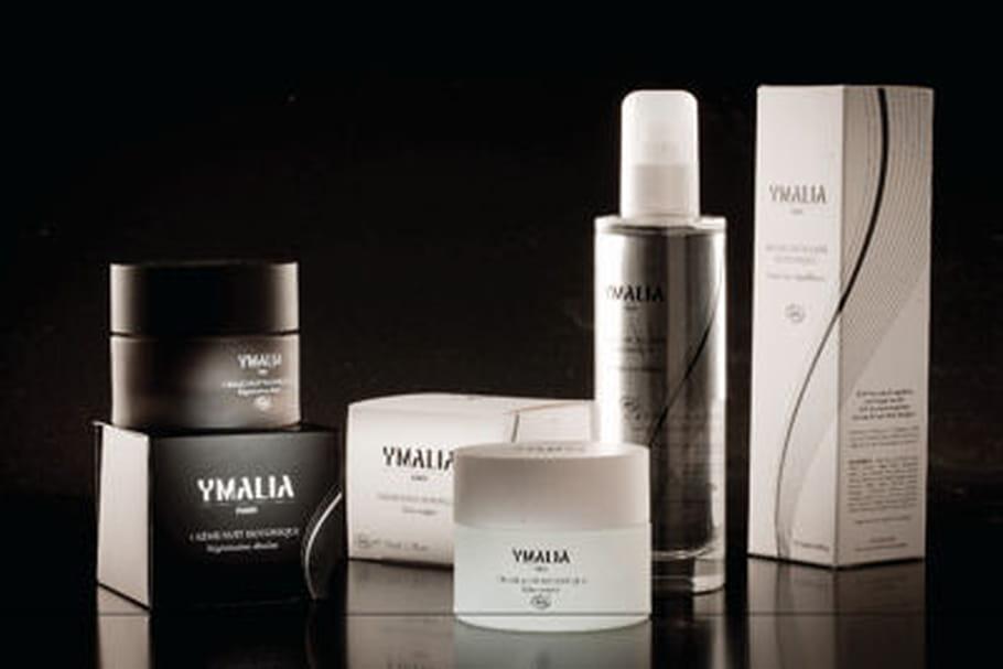 Les cosmétiques bio Ymalia  disponibles au spa du Mandarin Oriental