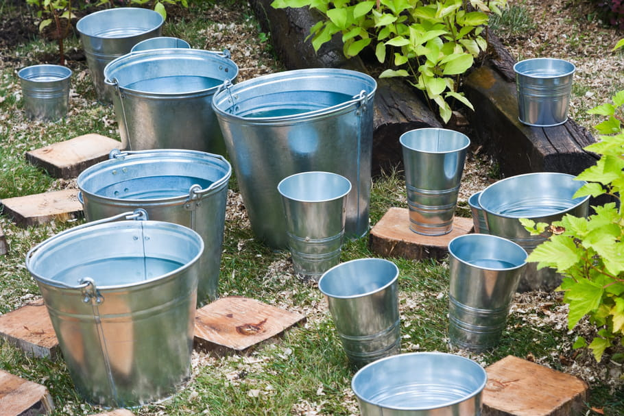 L'économie d'eau au jardin