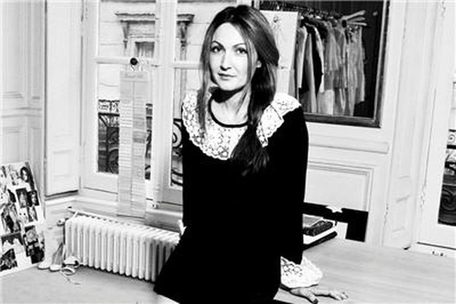 """Delphine Manivet: """"Ce que j'aime passionnément, c'est rendre les femmes belles, très belles"""""""