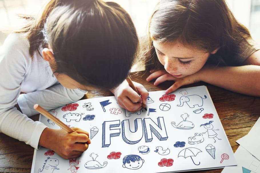 10idées créatives pour occuper les enfants