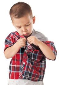privilégiez les vêtements en coton plutôt qu'en laine, ils sont moins irritants