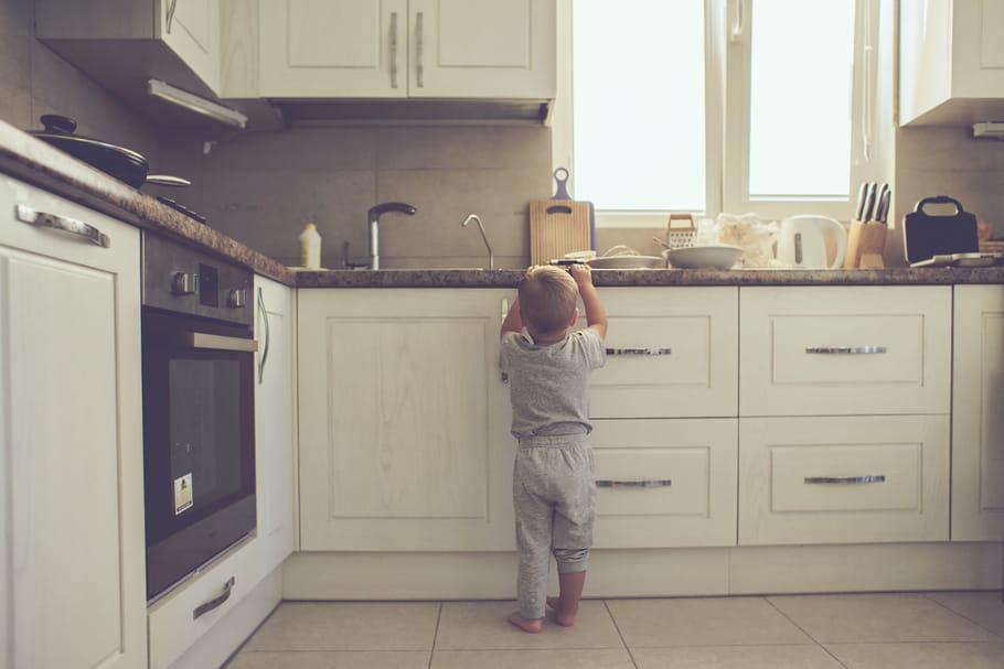 La déco à éviter avec des enfants en bas âge