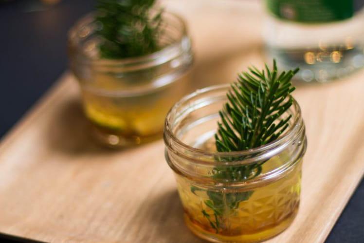 Recette de cocktail rhum sapin la recette facile for Rhum pour cuisiner