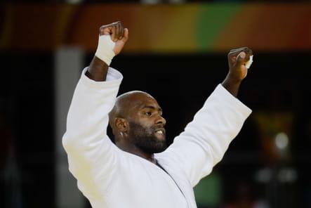 8e: Teddy Riner, judoka