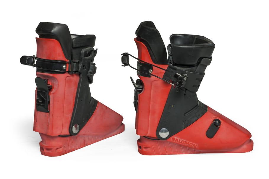 Les chaussures de ski SX90