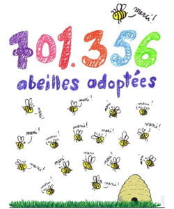 abeilles 250