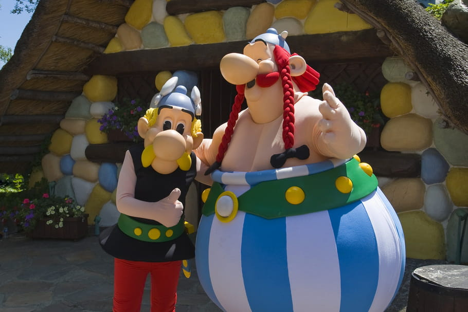 Pégase Express, la nouvelle attraction du Parc Astérix