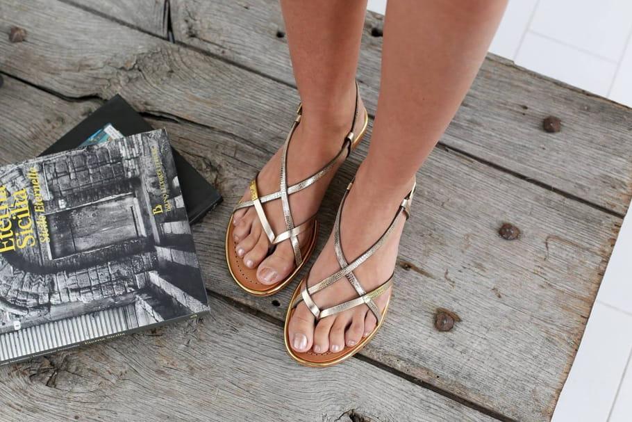 4a81782253dac5 Sandales Les Tropéziennes : les meilleurs modèles à shopper