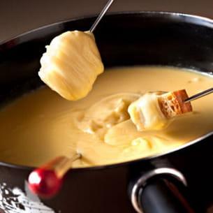 fondue moitié-moitié