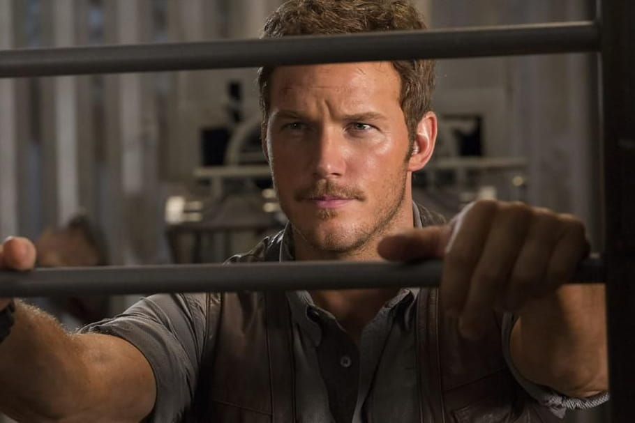 Jurassic World : Chris Pratt est dresseur de raptors