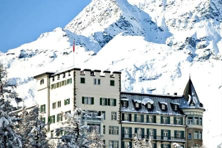 Hôtel***** Waldhaus Sils