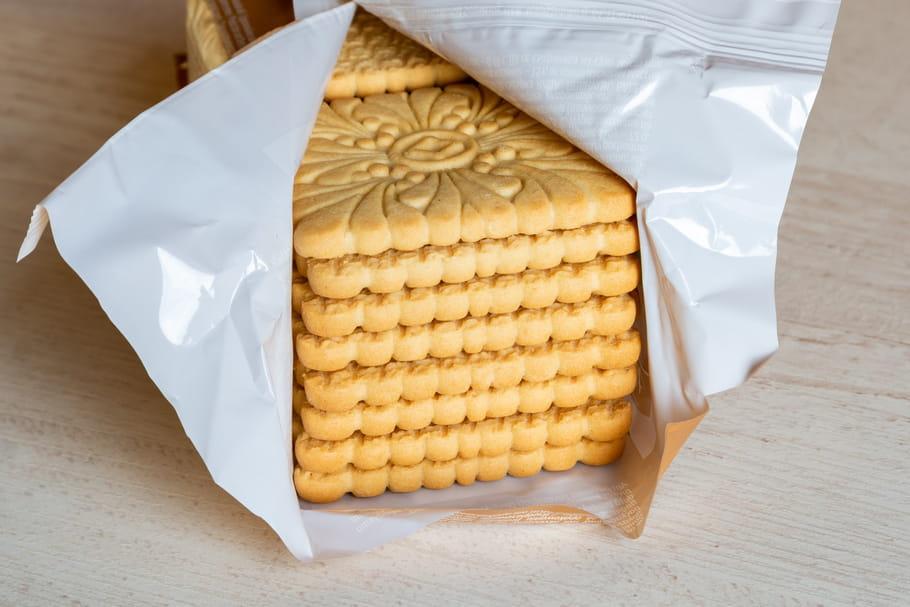 Que faire avec un paquet de biscuits?