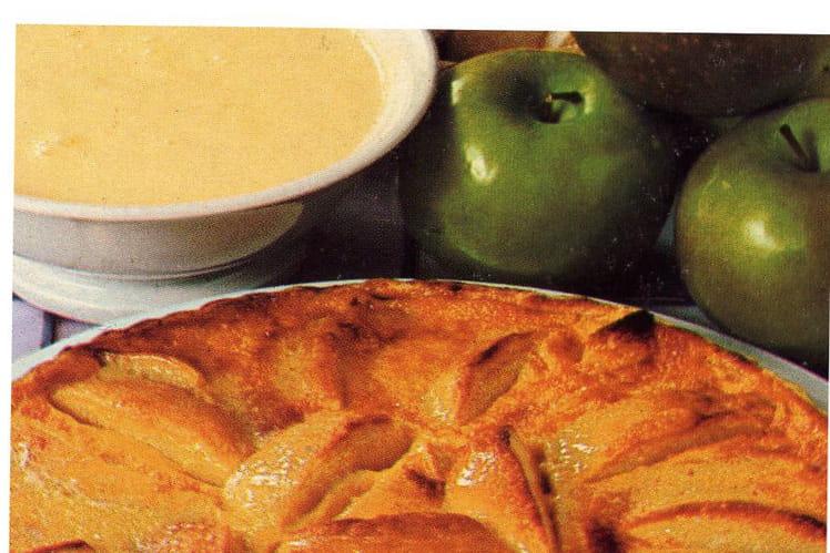 La véritable tarte aux pommes alsacienne