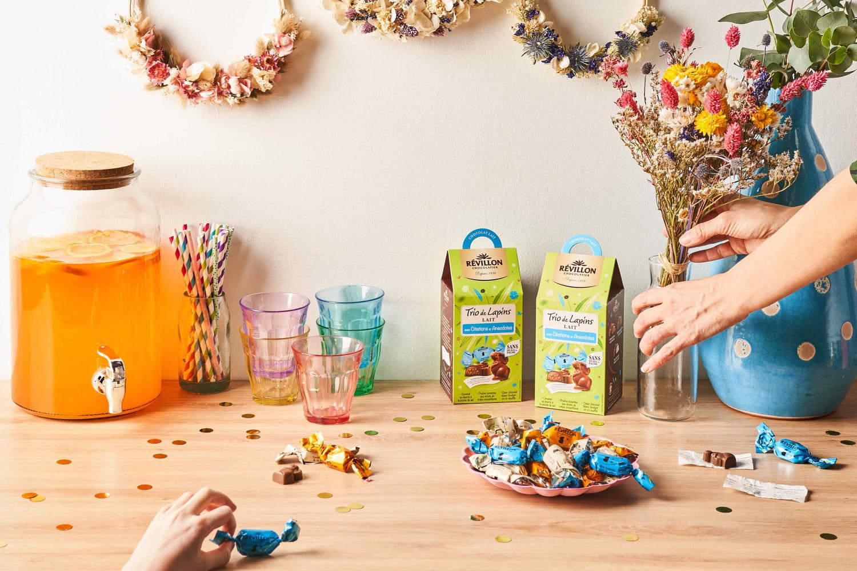 Concours: en mars, gagnez l'un des 10lots de chocolats Révillon Chocolatier