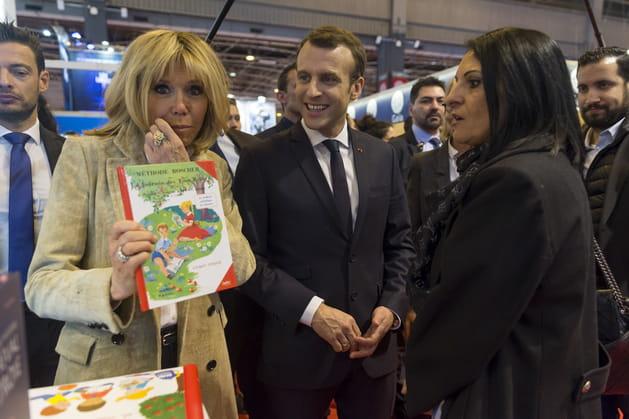 Le deuxième amour de Brigitte Macron: les livres