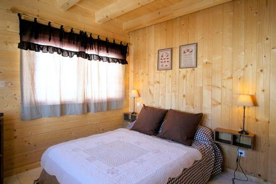 Chambre à carreaux