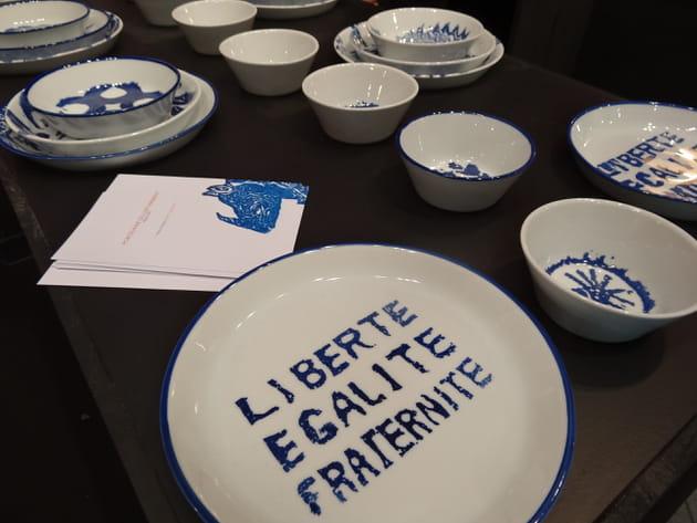 Vaisselle Porcelaine du Lot Virebent