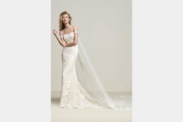 Robe de mariée Dria de Pronovias