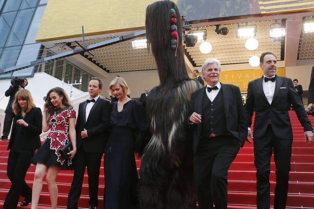 L'équipe de Toni Erdmann et sa drôle de créature