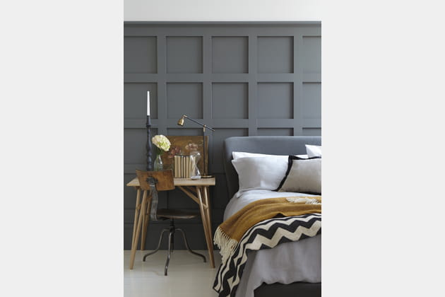 peinture scree par little greene. Black Bedroom Furniture Sets. Home Design Ideas