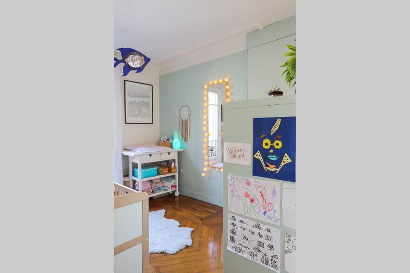 Quelle couleur choisir pour une chambre de bébé ?