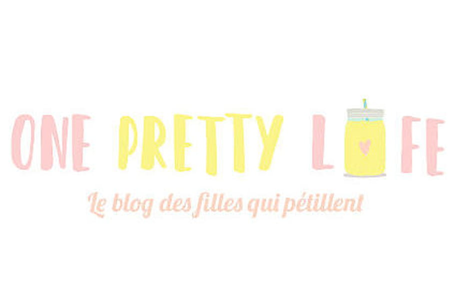 One pretty life : un blog plein de vie