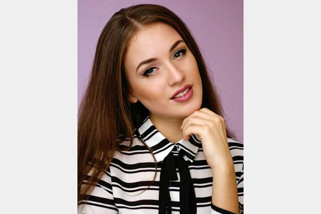 Miss Slovaquie, Denisa Vynovska