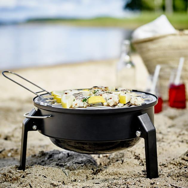 Barbecue portable Korpon par IKEA