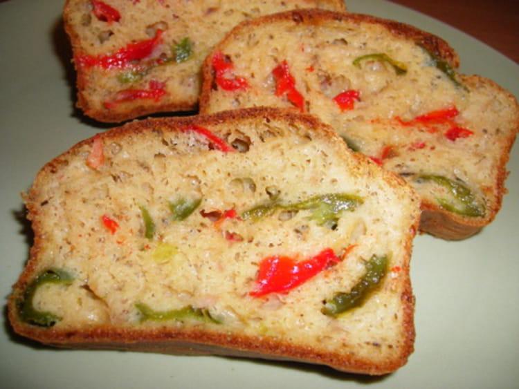 Cake Au Thon Tomate Marmiton