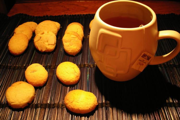 Biscuits à l'amande