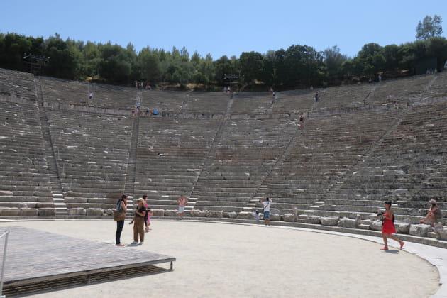 Excursion : visite d'Epidaure