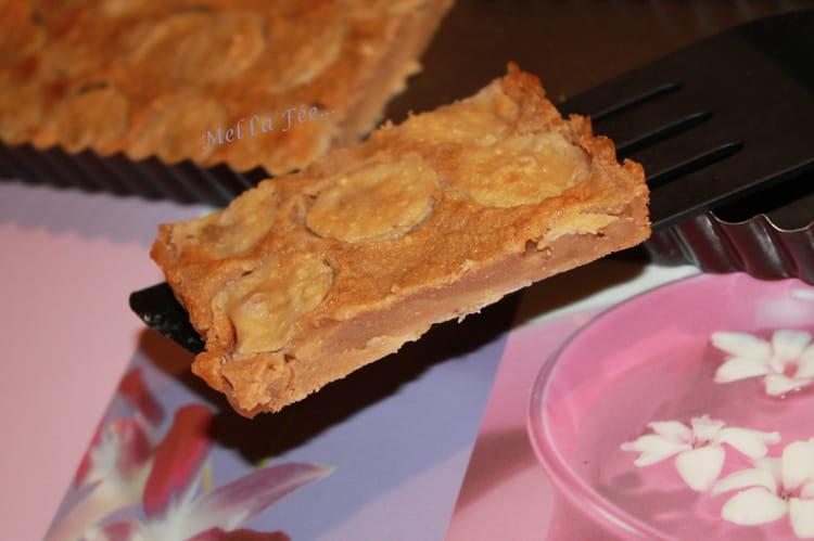 Recette De Clafoutis Bananes Chocolat Kinder La Recette Facile
