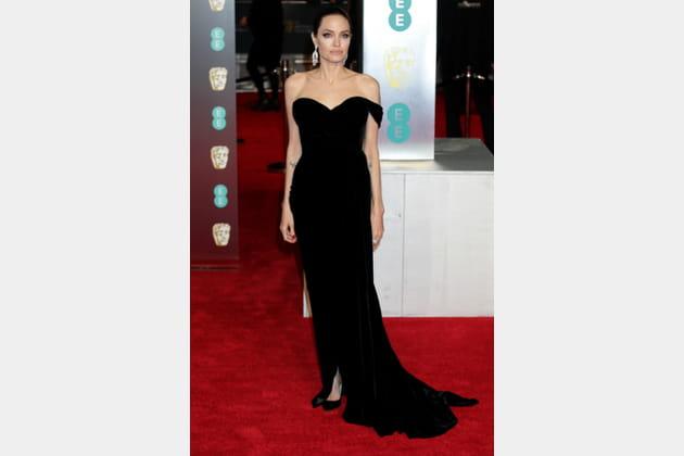 Angelina Jolie aux BAFTA Film Awards