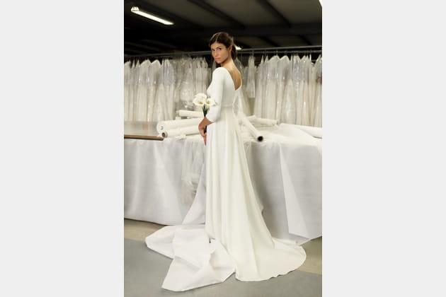 Robe de mariée Faste, Cymbeline