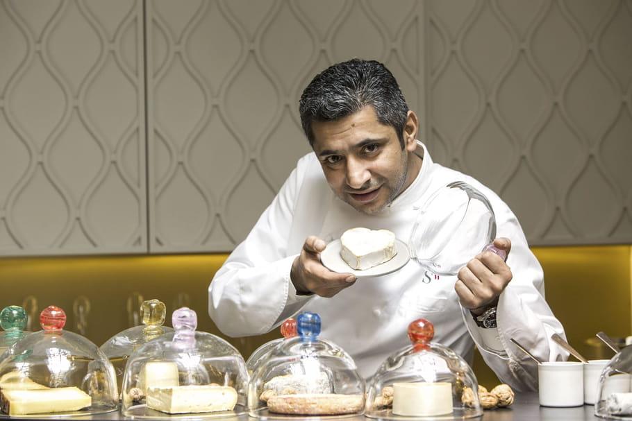Sylvestre Wahid ouvre son propre restaurant à Courchevel