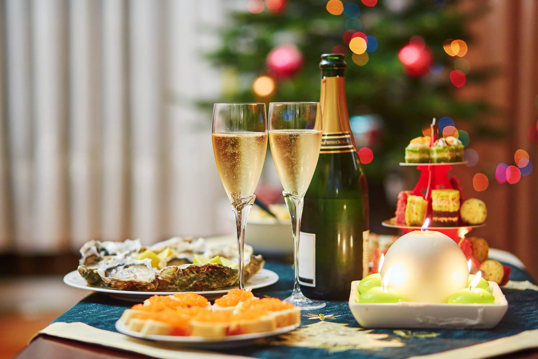 Comment préparer un repas de Nouvel An pas cher ?