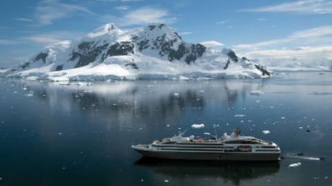 La porte de l'Antarctique : les îles Aitcho