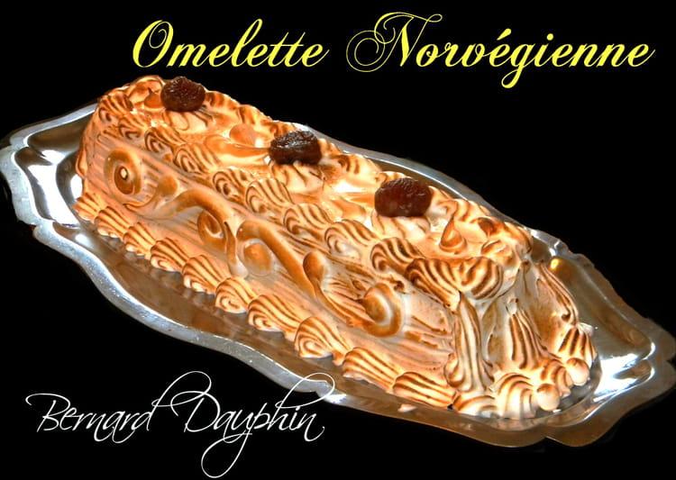 omelette norv gienne aux marrons glac s. Black Bedroom Furniture Sets. Home Design Ideas