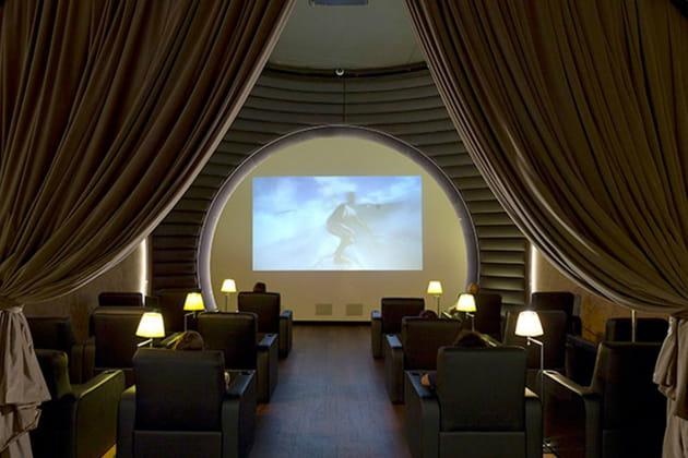 Lounge Istanbul: une salle de cinéma