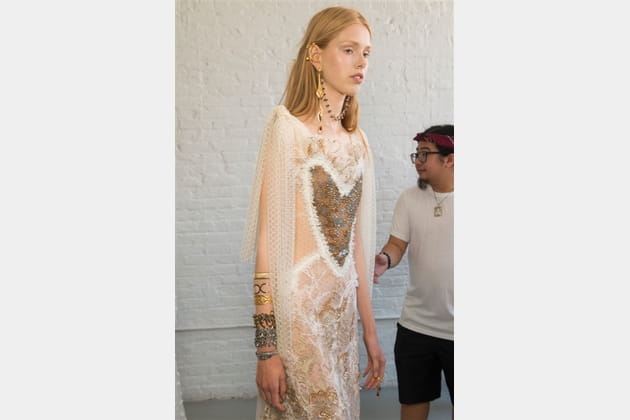 Rodarte (Backstage) - photo 59