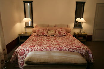 toile de jouy dans le d cor. Black Bedroom Furniture Sets. Home Design Ideas